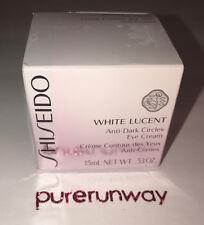 Shiseido White Lucent Anti-Dark Circles Eye Cream 0.53 oz.
