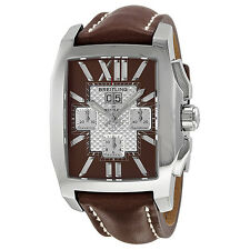 Breitling Bentley Flying B Chronograph Automatic Bronze Dial Mens Watch