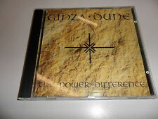 CD   The Power Difference von Ginza Dune