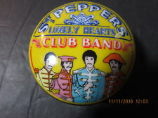 FRANKLIN MINT BEATLES MUSIC BOX PLAY SGT. PEPPERS. EXCELLENT! SHIPS FAST!