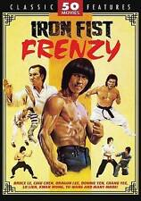 Iron Fist Frenzy: 50 Movies (DVD, 2014, 13-Disc Set) - NEW!!