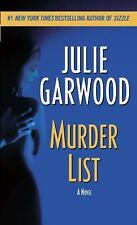 Buchanan-Renard: Murder List by Julie Garwood (2005, Paperback)