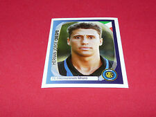 175 INTER NERAZZURRI CRESPO UEFA PANINI FOOTBALL CHAMPIONS LEAGUE 2007 2008