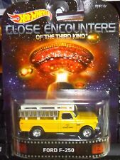 Hot Wheels Retro Series * Close Encounters Of The Third Kind * Ford F 250