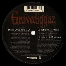1994 - GRAVEDIGGAZ - DIARY OF A MADMAN / CONSTANT ELEVATION - RZA WU-TANG CLAN