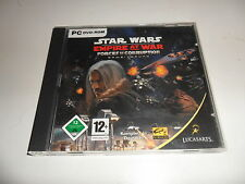 PC  STAR WARS: EMPIRE AT WAR - FORCES OF CORRUPTION