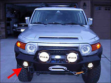 PIAA 510 Driving Light Kit for Toyota FJ Cruiser Expedition One JK Trail Bumper