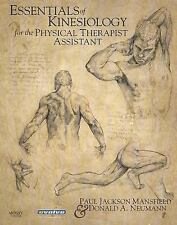 Essentials Of Kinesiology For The Physical Therapist Assistant by Mansfield