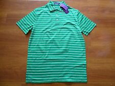 NWT $295 RALPH LAUREN PURPLE LABEL POLO SHIRT SZ L, MADE IN ITALY