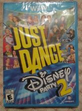 Nintendo Wii U Just Dance Disney Party 2 (Brand New)