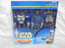 Star Wars - 12 Inch 1:6 Scale - Jango Fett (with missile-launching back pack)