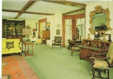 Cambridgeshire Postcard - Anglesey Abbey - Lode - Living Room Facing East  AB500
