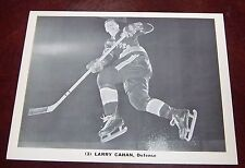 Baltimore Clippers Larry Cahan 1963-1964  from the Woody Ryan Collection