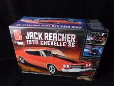 AMT 1/25 Jack Reacher 1970 Chevelle SS Plastic Model Kit  871