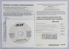 Microsoft Windows SBS Small Business Server 2011 Premium ROK für Acer - AddOn