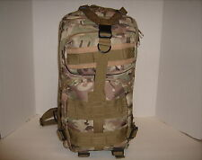 Army Backpack Hiking Daypack Military Assault Pack Bag Camping Camouflage