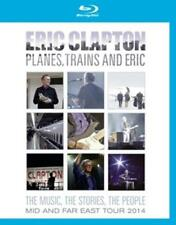 Planes,Trains And Eric-Mid And Far East Tour 2014 - Eric Clapton (2014) Blu-ray