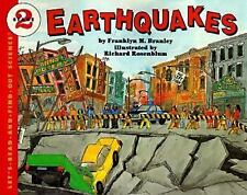 Earthquakes (Let's-Read-and-Find-Out Science), Branley, Franklyn M., 0064451356,