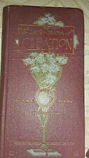 Scenario of the Photo Drama of Creation 1914 IBSA Watchtower Delux - 1st Edition