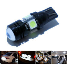 2PCs T10 5050 4SMD LED Bulbs Lamp For Car Side / Tail / Interior / Parking Light