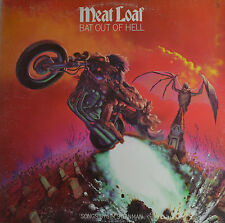"MEAT LOAF - BAT OUT OF HELL  12""  LP (R70)"