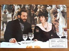 ISABELLE ADJANI GERARD DEPARDIEU PHOTO EXPLOITATION LOBBY CARD CAMILLE CLAUDEL