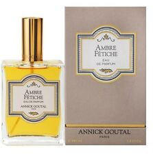 Ambre Fetiche by Annick Goutal for Men 3.4 oz Eau de Parfum Spray Brand New