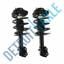 Pair of 2 NEW Front Driver and Passenger Complete Ready Strut Assembly