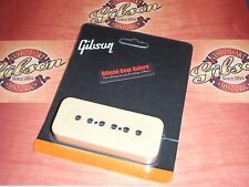 Gibson P-90 Pickup Cover Creme P-100 Guitar Parts Les Paul Cream DC Special 1956