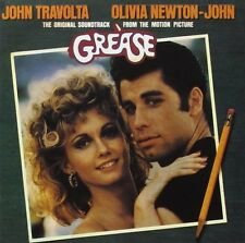 Grease (Original 1978 Motion Picture Soundtrack) by Olivia Newton [Audio CD] NEW