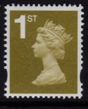 GB 2006 Pricing in Proportion 1st gold ordinary gum MNH SG 2651