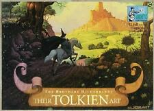 BROTHER HILDEBRANDT ~ THEIR TOLKIEN ART ~ 12 FULL COLOR MAGNETIC POSTCARDS