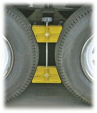 Camco RV Wheel Stop Stabilize Camper Travel Trailer 5th Fifth Wheel Tire Chock