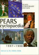 PEARS CYCLOPAEDIA 1997-98: A BOOK OF REFERENCE AND BACKGROUND INFORMATION FOR AL