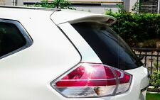 Molding rear window Spoiler side cover trim for Nissan NEW X trail T32 2014 2015