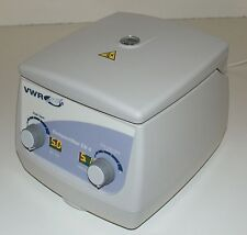 VWR CompactStar CS4 Centrifuge & 6 x 15ml Fixed Angle Rotor Max Speed 6500RPM