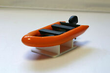MMB Resin cast model inflatable boat/dinghy kit. 95mm
