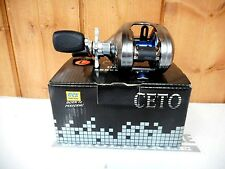Tica Ceto HA100H Baitcaster Fishing Reel ~ New ~ Free Shipping