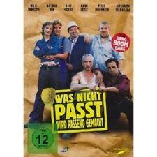 WAS NICHT PASST,WIRD PASSEND GEMACHT DVD NEU