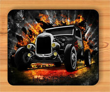 CAR HOT ROAD SPORT MOUSE PAD -okl8Z