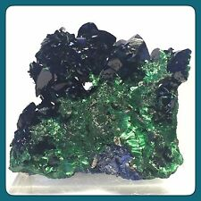 Azurite & Malachite Specimen Mined In Guangdong China 93g
