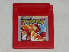 Pokemon Red Nintendo GameBoy Color Game - Authentic & Working Save game boy gbc