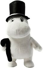 AURORA WORLD 18cm MOOMIN PAPPA SOFT TOY WITH TAG NEW MOOMINPAPPA PLUSH