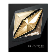 [KANEBO KATE] Japan Forming Edge Eyes GD-1 (SHINY GOLD) Eye Shadow Palette 2g