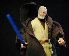Star Wars ANH OTC Jedi Master Old Ben Obi Wan Kenobi w/ Cloth Robe Figure