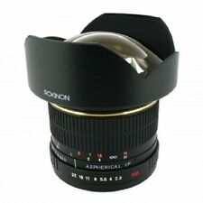 24mm F1.4 ED UMC Wide-Angle Lens for Olympus 4/3