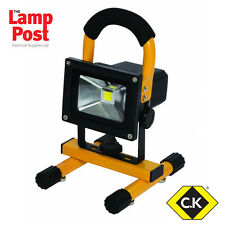 CK Tools T9710R LED Flood Light 600 Lumens 10W - Rechargeable Work Light
