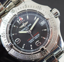 BREITLING LADIES COLT OCEANE A77380 BOX/PAPERS WARRANTY EXCELLENT CONDITION