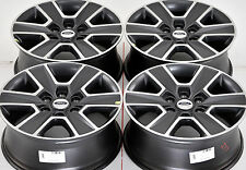 "18"" FORD F150 EXPEDITION TRUCK WHEELS RIMS FACTORY OEM 2015 2016 SET 3997"