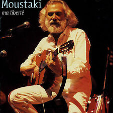 Moustaki, Georges Ma Liberte CD